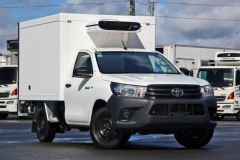 Toyota Small reefer