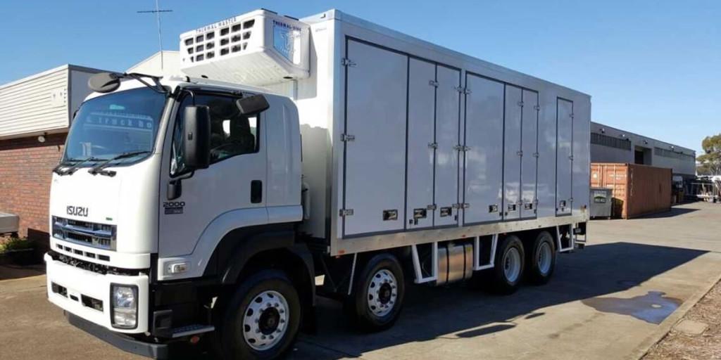 Refrigeration Truck