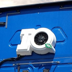 No-Idle AC Unit for Trucks